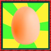 Magical Egg Pou icon