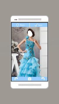 صورتك في فستان زفافك screenshot 3