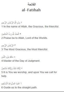 Surah Al - Fatihah Mp3 screenshot 5