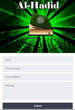 Surah Al - Hadid Mp3 apk screenshot