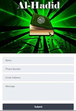 Surah Al - Hadid Mp3 screenshot 7