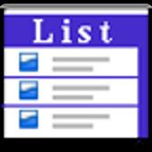 ListsReader icon