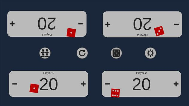 Simple MTG Counter apk screenshot
