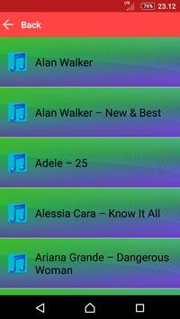 Alan Walker Mp3 Songs poster