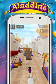 Super Prince Aladdin And The Magic Carpet screenshot 1