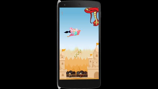 Aladin Amazing Caslte Adventure screenshot 1