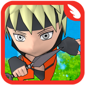 Great Ninja Clash icon