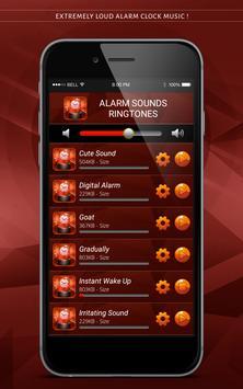 Alarm Sounds Ringtones screenshot 1
