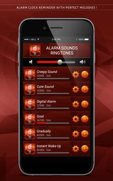 Alarm Sounds Ringtones apk screenshot