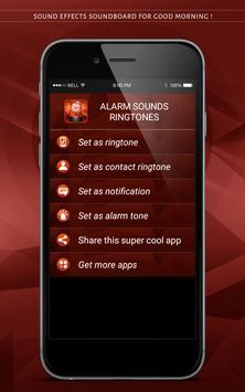 Alarm Sounds Ringtones screenshot 3
