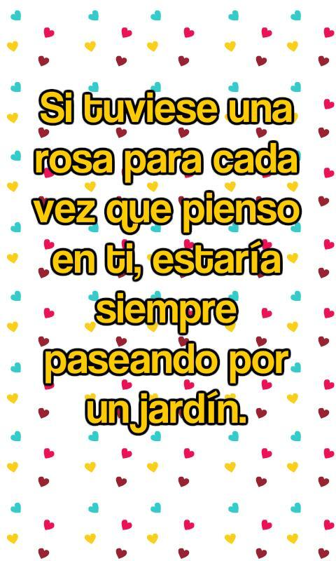 Frases De Amor Infinito For Android Apk Download