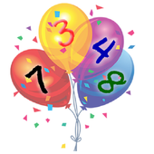 Flying Numbers icon