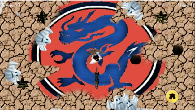 Defense of the Great Wall 2 apk screenshot
