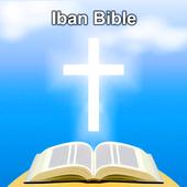 Iban Bible icon