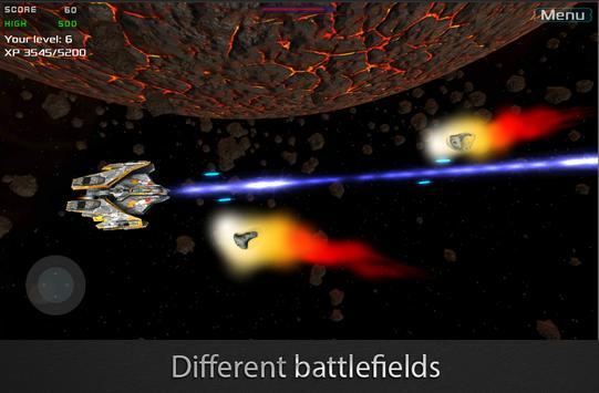 Epic Space Defender poster
