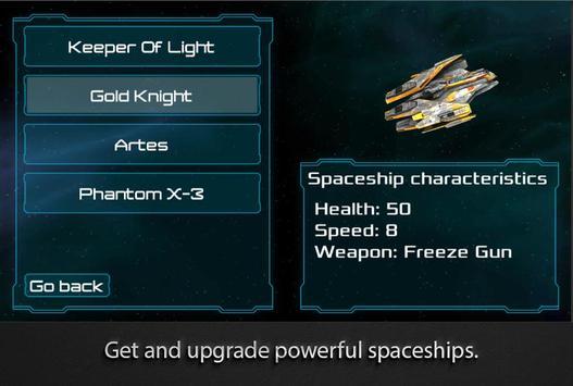 Epic Space Defender screenshot 2