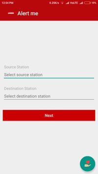Metro AlertMe apk screenshot