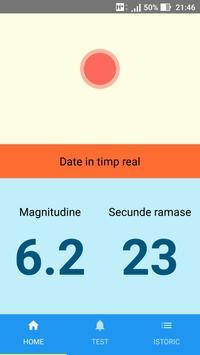 Avertizare Cutremur Romania screenshot 1