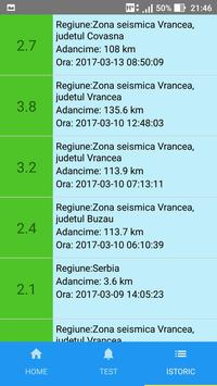 Avertizare Cutremur Romania screenshot 3