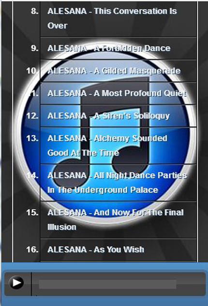 Alesana Ambrosia Mp3 for Android - APK Download