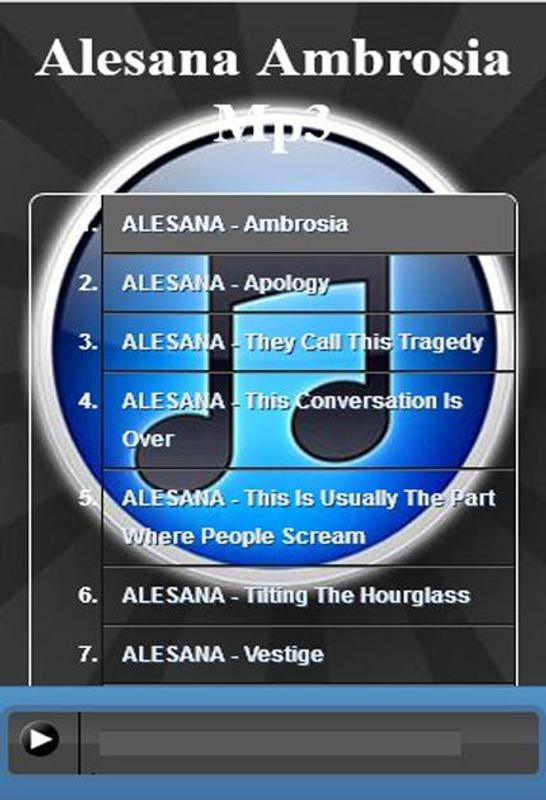 Alesana this conversation is over download