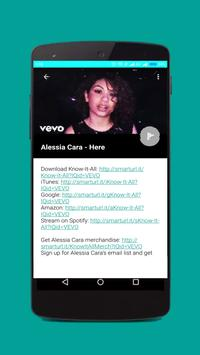 Alessia Cara Songs and Videos screenshot 1