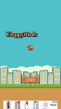 Floppy Birds poster