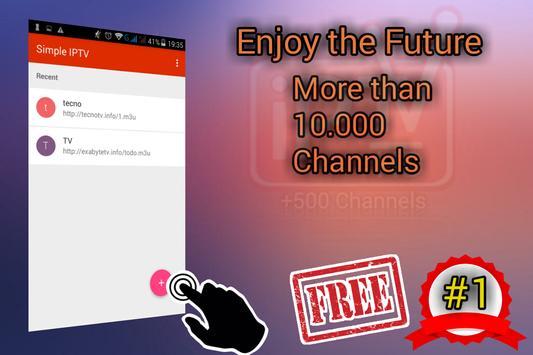 GLOBAL IPTV HD apk screenshot