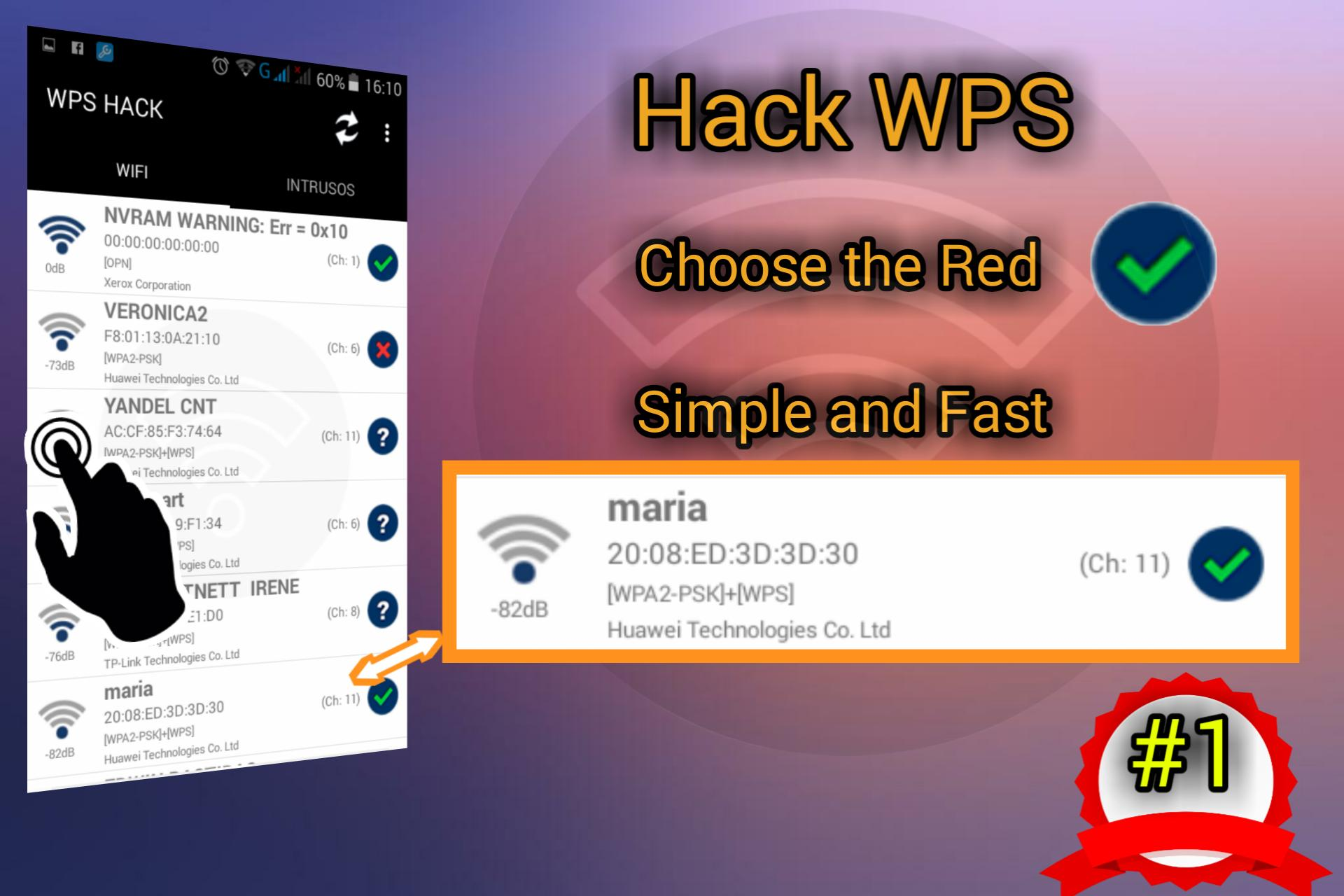WIFI WPA2 HACK for Android - APK Download