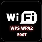 WPS WPA2 WIFI Password icon