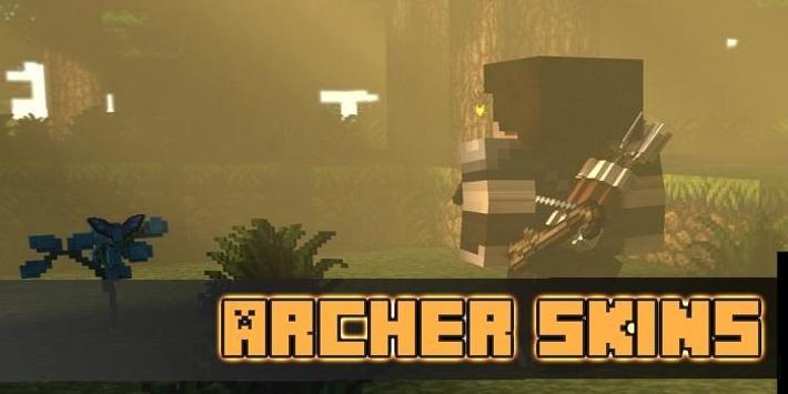 Archer Skins Pack for MCPE apk screenshot