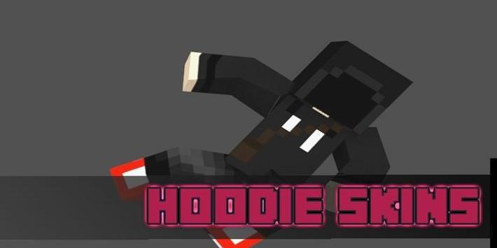 Hoodie Skins Pack for MCPE apk screenshot