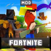 MOD Fortnite for MCPE icon