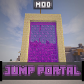 Mod Jump Portal For MCPE icon
