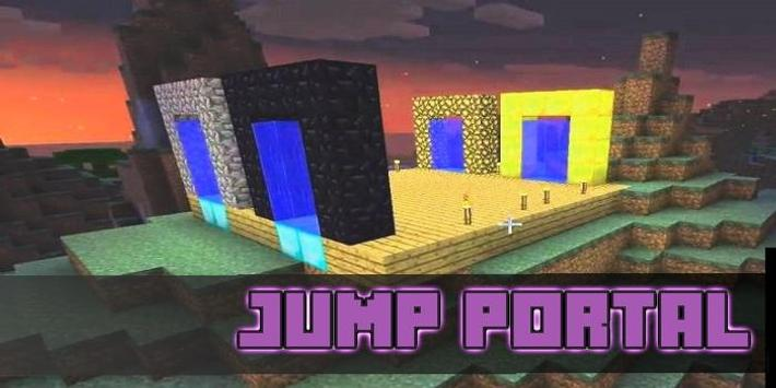 Mod Jump Portal For MCPE apk screenshot