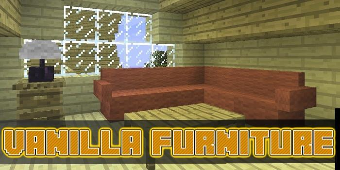 Swell Mod Vanilla Furniture For Mcpe For Android Apk Download Camellatalisay Diy Chair Ideas Camellatalisaycom