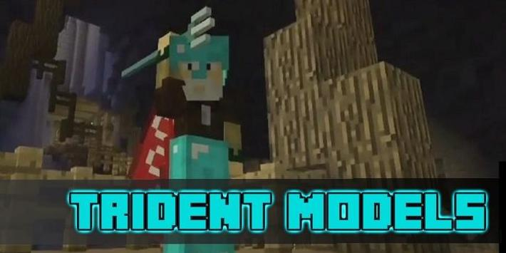 More Trident Models Pack for MCPE poster