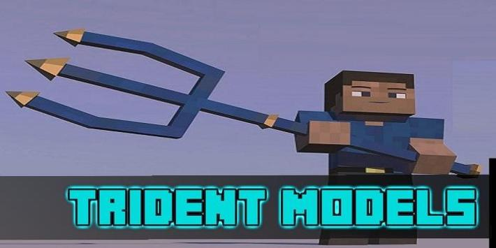 More Trident Models Pack for MCPE screenshot 2