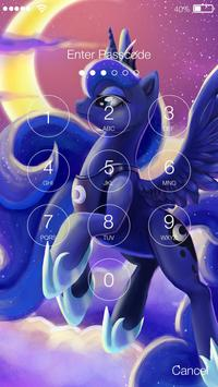 Luna Princess Screen Lock Password screenshot 1