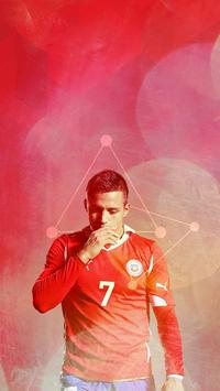 Alexis Sanchez Wallpapers screenshot 3
