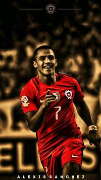 Alexis Sanchez Wallpapers poster