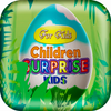 Surprise Eggs for Kids icon