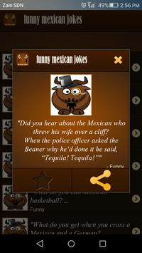 Funny Mexican Dirty Jokes screenshot 1