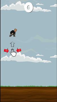 Flappy Trump apk screenshot
