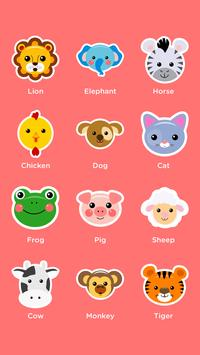 Fussy baby–free toddler games apk screenshot