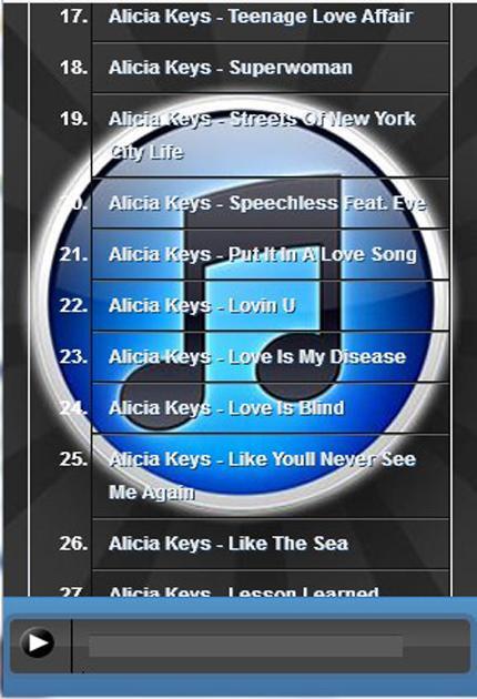 alicia keys fallin download