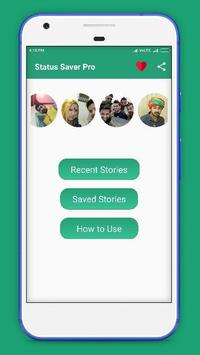 Status Saver For Whatsupp - Story Saver poster
