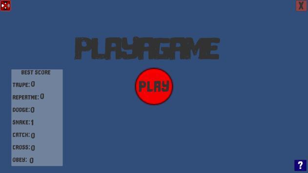 PlayAGame poster