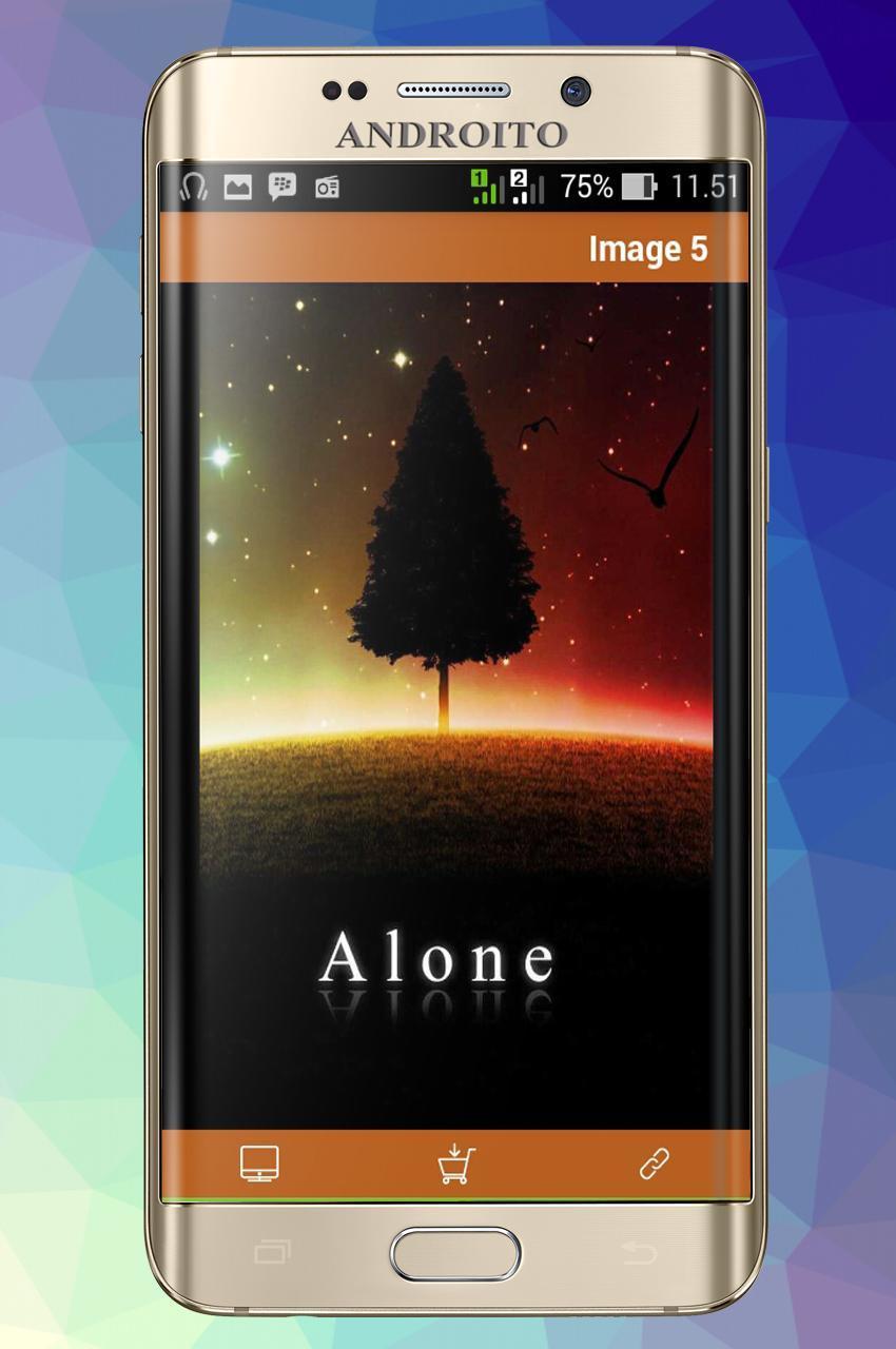 Android 用の 単独の壁紙8k Apk をダウンロード