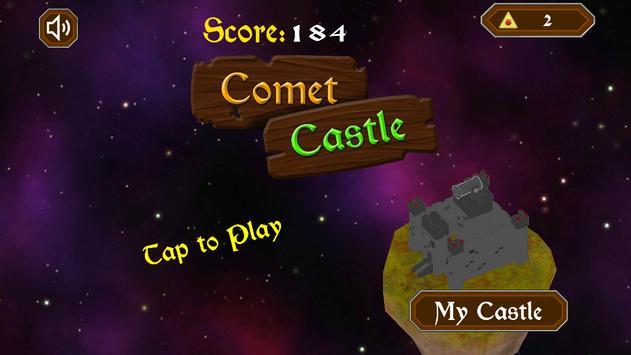 Comet Castle screenshot 4